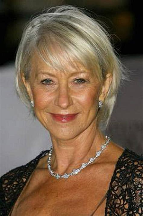 Modern Hairstyles For Women Over 50 The Xerxes