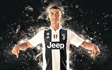 Download imagens Cristiano Ronaldo, 4k, CR7 Juve, a arte ...