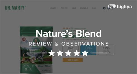 dr marty natures blend reviews   legit   hype