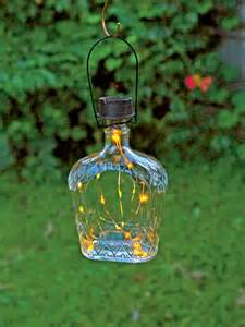 Decorative Wine Bottles With Lights by Solar Lantern Solar Bottle Lantern Kit Wine Bottle Lights