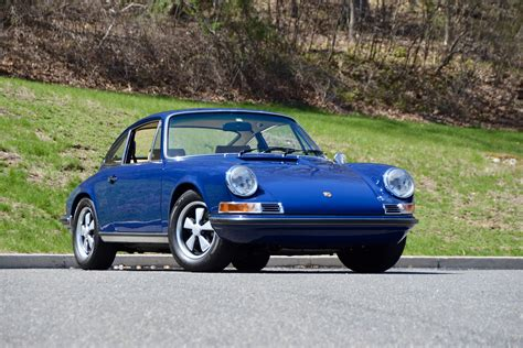 Dealer Inventory 1970 Porsche 911e Coupe