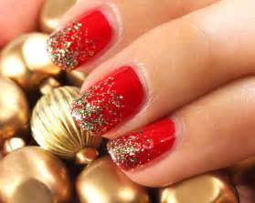Prettiest holiday nail tutorials