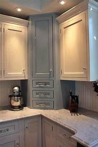 5, Choices, Of, Ideas, To, Overcome, The, Problem, Of, Corner, Kitchen, Cabinets