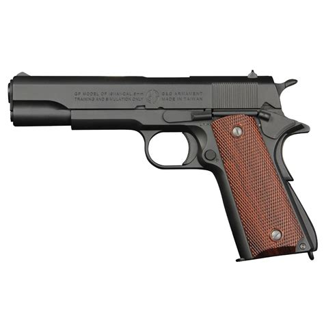 G&G GPM 1911 6mm Blowback Airsoft Pistol | camouflage.ca