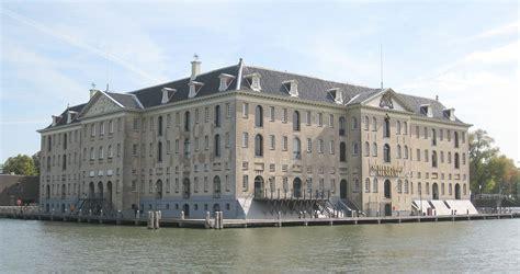 Het Scheepvaartmuseum In Amsterdam by Nederlands Scheepvaartmuseum Wikipedia
