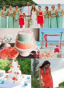 2015 color trends wedding mitzvah party mazelmomentscom With coral and turquoise wedding ideas