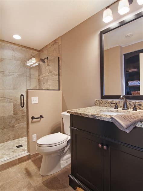 basement bathrooms  final touch   basement