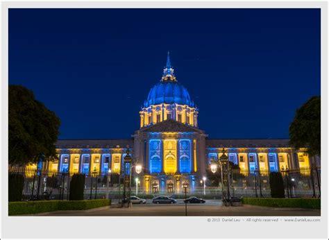 color run sf san francisco city shines in blue and gold daniel