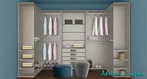 Progetto Cabina Armadio Wiki : La cabina armadio nel corridoio casa it