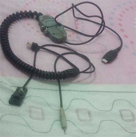 solucionado cable usb para programar ep 450 radiocomunicaciones yoreparo