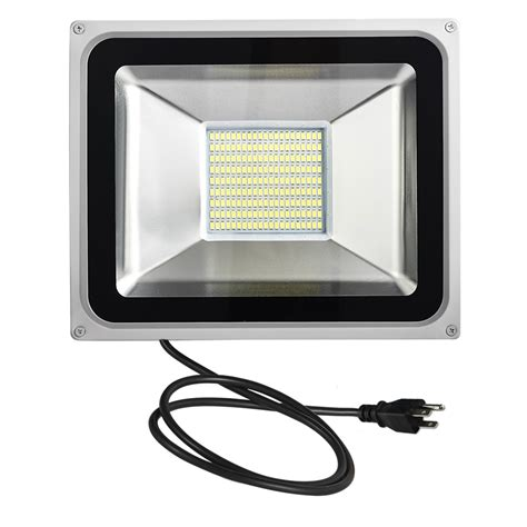 plug in yard lights 28 led flood lights outdoors new arrival 10pcs white warm