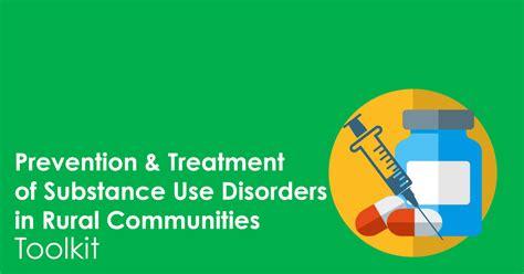 rural prevention  treatment  substance  disorder