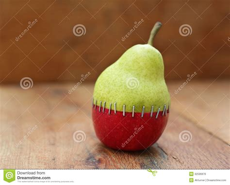 Frankenfruit Stock Photo. Image Of Agriculture, Genetic