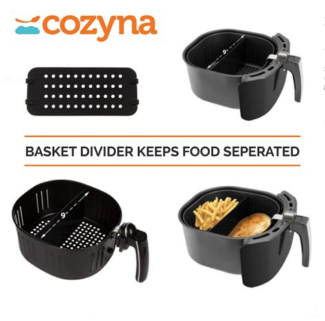 fryer air xl cozyna accessories fryers airfryer capacity amazon cookbook phillips