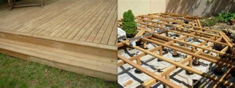 comment faire soi m 234 me sa terrasse en bois