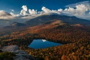 Fall Foliage Adirondacks High Peaks