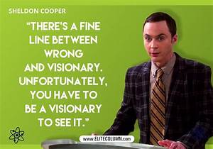 13 Best Sheldon Cooper Quotes From The Big Bang Theory ...