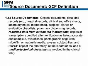 Source documentation source documentation objectives at for Source documents definition