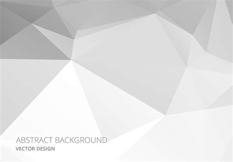 Abstract Black And White Design Background by White Abstract Style Background Vector Free