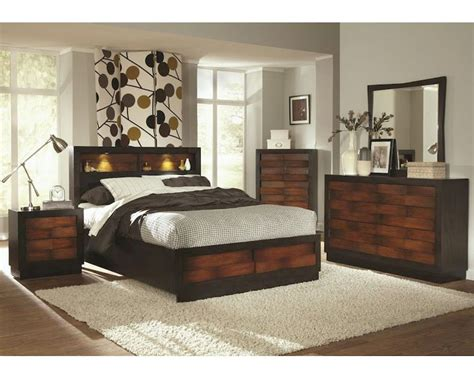 Coaster Bedroom Set Rolwing Co202911set