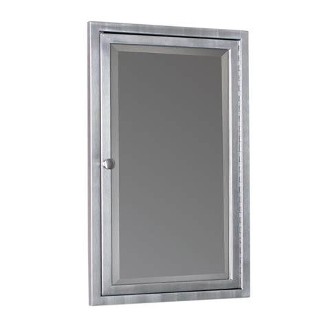 bathroom medicine cabinets recessed reversible white recessed mount medicine cabinets