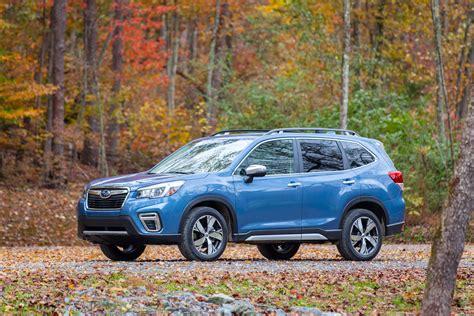 Subaru Ascent 2019 Vs 2020 by 2019 Subaru Forester Vs 2019 Subaru Ascent Compare