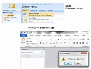 my sharepoint notes issue in document libraries in moss With document library error
