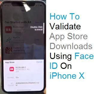 how to put on an iphone how to validate app downloads on the iphone x