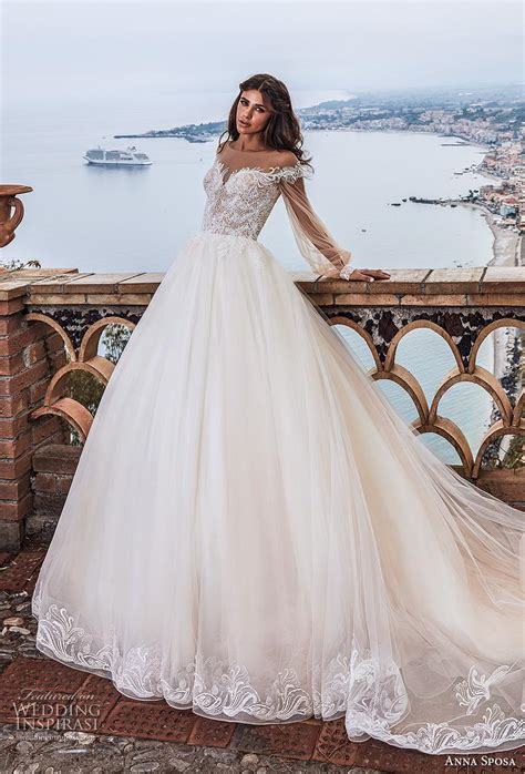 anna sposa  wedding dresses bella sicilia bridal