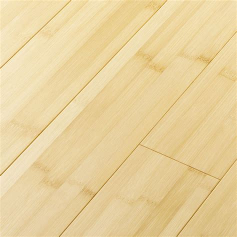hardwood flooring bamboo shop natural floors by usfloors exotic 5 25 in natural bamboo hardwood flooring 16 9 sq ft at