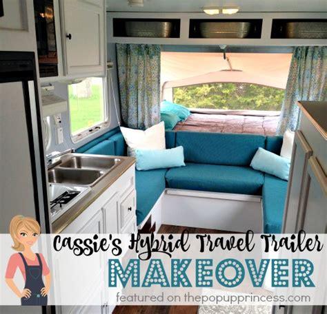 interior design ideas kitchen color schemes 39 s hybrid travel trailer makeover the pop up princess