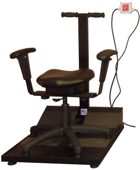 Used Pettibon Wobble Chair by Therapeutic Wobble Chair Pettibonsystem
