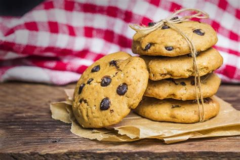 Free Cookie Background Images by Melt In Your Chocolate Chip Cookies