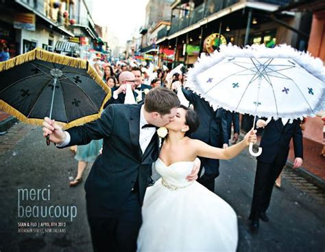 New Orleans Wedding Second Line Parade New Orleans