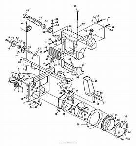 Bunton  Bobcat  Ryan 742105 Power Unit Jzt1250 Parts