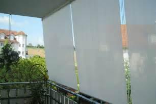 senkrechtmarkise fã r balkon sichtschutz balkon stoff grau beste hause dekoration ideen part