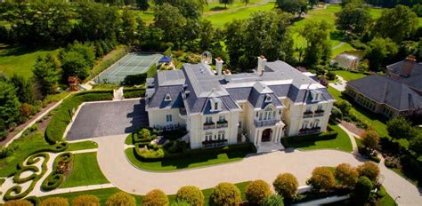 square foot french chateau  cresskill nj  listed homes   rich
