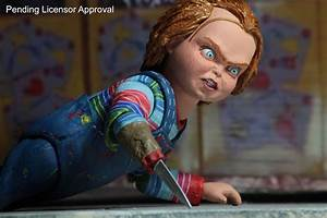 SDCC 2017 - NECA Ultimate Chucky Official Images and Info ...