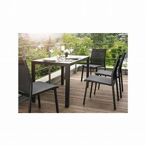 Beautiful Table Jardin Resine Kettler Gallery Awesome Interior Home ...