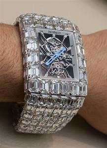 Wearing, The, Over, 18, 000, 000, Jacob, Co, Billionaire, Watch