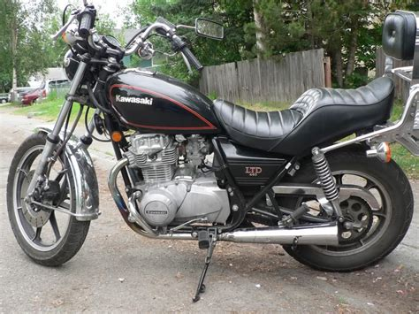 Kawasaki 440 Engine by 1982 Kawasaki Z440 Ltd Belt Drive Moto Zombdrive