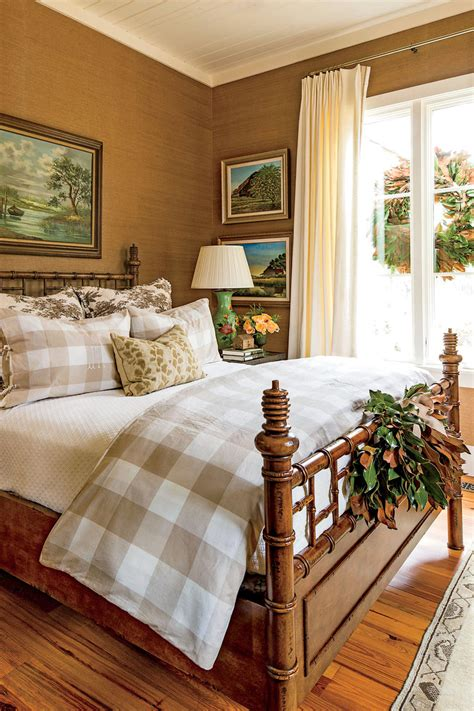Bedroom Decorating Ideas Southern Living by Bedrooms Decorated For Southern Living
