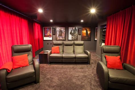 home theater drapes best blackout curtains for home theaters soundproofing tips