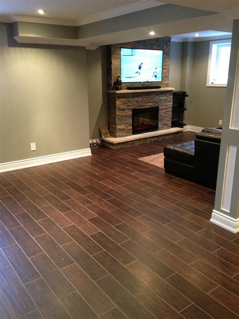 tile flooring basement 78 best basement images on home ideas basement designs and for the home