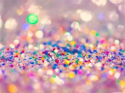 Glitter Colorful Background Standard