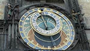 Astronomical Clock - Old Town Square, Prague - YouTube