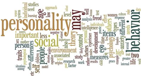 Social Personality Psychology Public Health