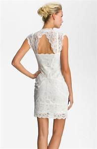 lace little white wedding dresses for the wedding With reception wedding dresses