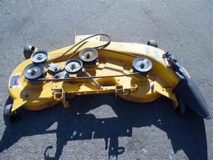 Cub Cadet Lt1045 Lawn Tractor 46 U0026quot  Mower Deck 983