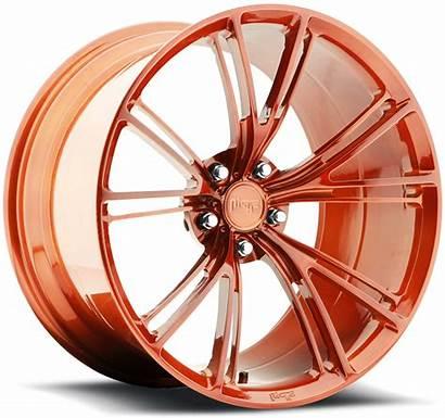 Copper Wheels Niche Ritz Transparent Monotec Custom
